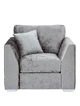 ideal-home-shimmer-fabric-armchair