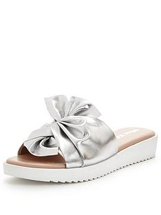 miss-kg-dreya-metallic-sliders