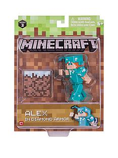 minecraft-alex-with-diamond-armour