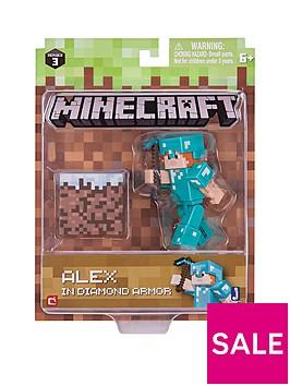 minecraft-alex-with-diamond-armour