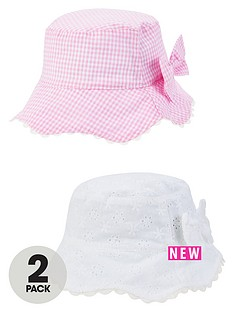 v-by-very-baby-2-pack-sunhats