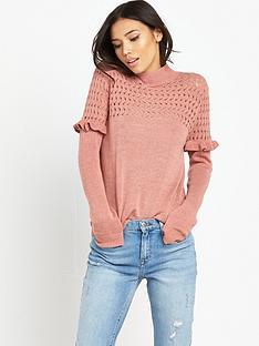 vila-vifibsnbsplong-sleeve-knit-top-rose-dawn