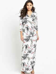 vila-vi-birdie-maxi-dress-cloud-dancer