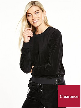 juicy-couture-trk-lace-up-pullover