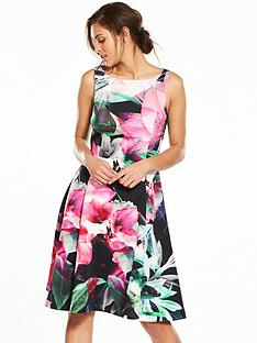 coast-flamenco-scuba-fit-amp-flare-dress