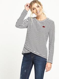noisy-may-lips-logo-sweatshirt