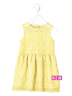 river-island-mini-mini-girls-yellow-embroidered-mesh-dress