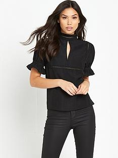 fashion-union-devyn-blouse-black