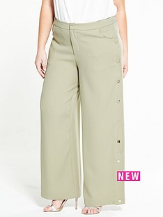 lost-ink-curve-curve-wide-leg-trouser-with-button-side-khaki
