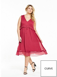 lost-ink-curve-lost-ink-curve-pretty-fit-and-flare-dress-with-ruffle