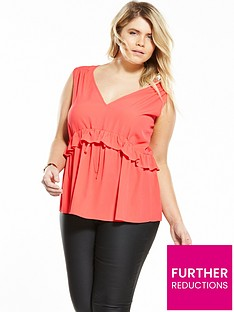 lost-ink-curve-top-with-frill-waist