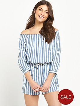 replay-stripe-playsuit