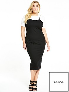 lost-ink-curve-curve-2-in-1-cami-bodycon-dress-black