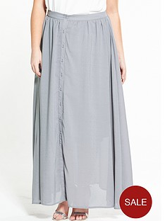 lost-ink-curve-button-through-skirt
