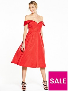 v-by-very-eyelet-bardot-prom-dress-red