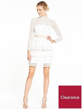 v-by-very-long-sleeve-ruffle-lace-dress