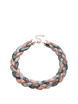 buckley-london-buckley-london-rhodium-rose-gold-plate-chunky-plaited-necklace