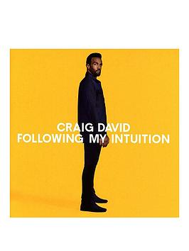 craig-david-following-my-intuition-cd