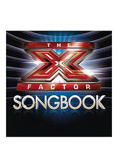 the-x-factor-songbook-cd