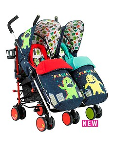 cosatto-supa-dupa-twin-stroller-monster-arcade