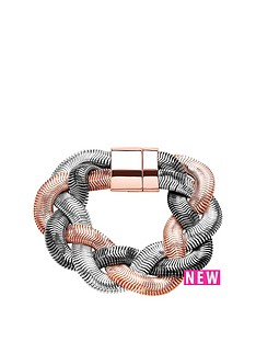 buckley-london-buckley-rhodium-rose-gold-plate-plaited-bracelet