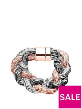 buckley-london-buckley-rhodium-rose-gold-plate-plaited-bracelet