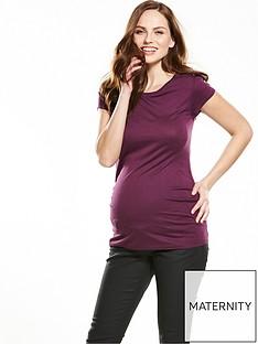 v-by-very-maternity-t-shirt