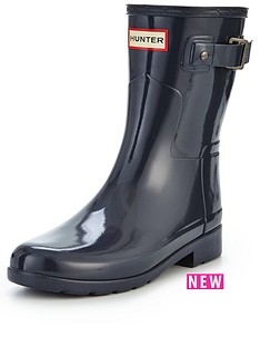hunter-hunter-refined-short-gloss-welly