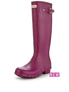 hunter-hunter-original-tall-violet-welly