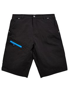 v-by-very-tech-front-zip-short