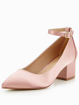 v-by-very-kourtney-satin-block-heel-shoes-pink