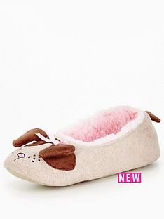 boux-avenue-boux-avenue-sausage-dog-ballerina-slipper