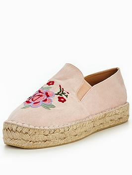 v-by-very-marigold-embroidered-espadrille-nude