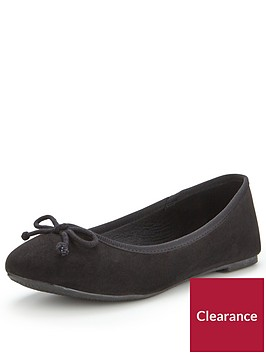 v-by-very-may-flat-ballerina-shoe