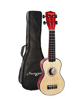 martin-smith-ukulele-natural
