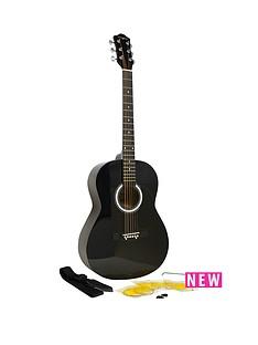 martin-smith-acoustic-guitar