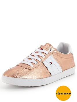 tommy-hilfiger-lizzie-rose-gold-trainer