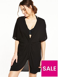 v-by-very-twist-front-kaftan