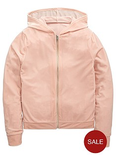 v-by-very-girls-velour-zip-through-hoodie