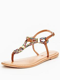 v-by-very-clementine-rope-flat-sandal
