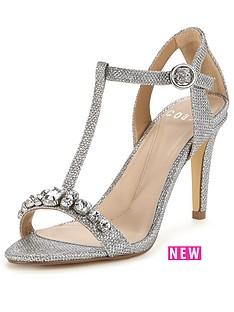 coast-silver-glitter-heeled-sandal