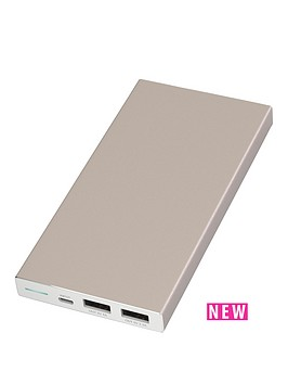 kit-platinum-power-bank-10000-mah-gold-with-micro-usb-cable