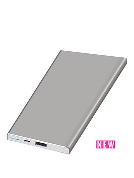 kit-platinum-portable-charging-power-bar-5000-mah-for-iphoneipad-amp-all-usb-compatible-devices-sil