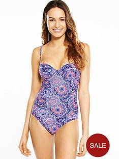 v-by-very-medallion-print-underwired-swimsuit