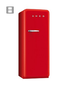 smeg-fab28qr1-60cm-50s-retro-stylenbspright-hand-hinged-fridge-with-icebox-red