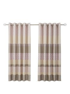 cascade-home-renee-jacquard-woven-stripe-curtain-66x90