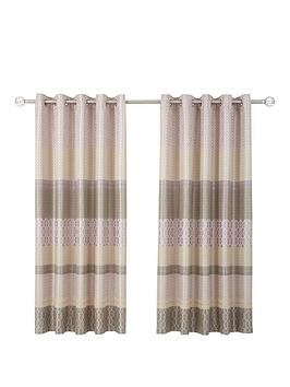 renee-jacquard-woven-stripe-lined-eyelet-curtains