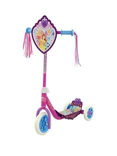 Disney Princess Crystal Tri Scooter