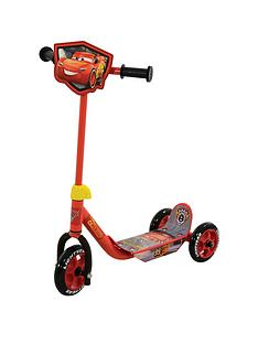 Disney Cars 3 My First Tri Scooter