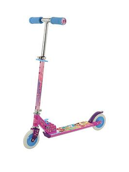 disney-princess-folding-in-line-scooter